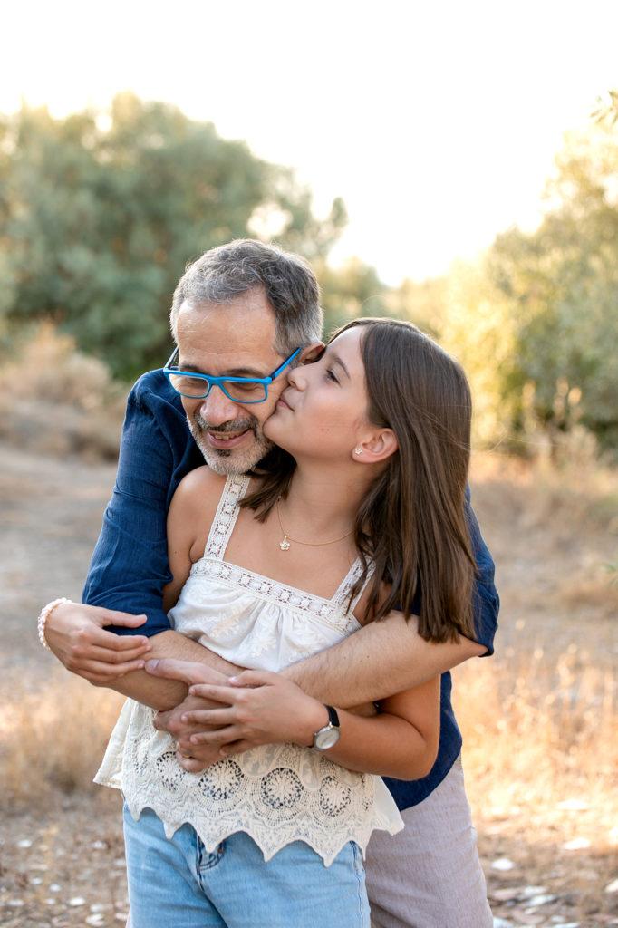 Fotografia comunió família · Núria Boleda